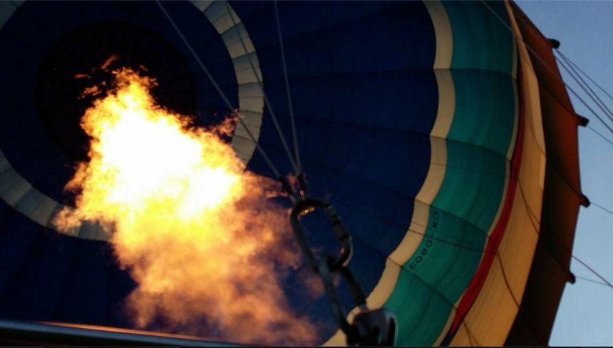 Dárek pro muže k výročí Let balónem pro dva