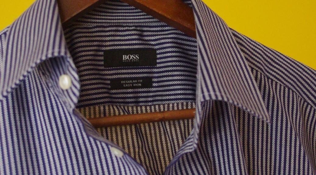 Dárek pro muže Hugo Boss