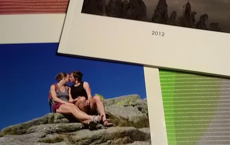 Fotokniha netradiční dárek pro muže