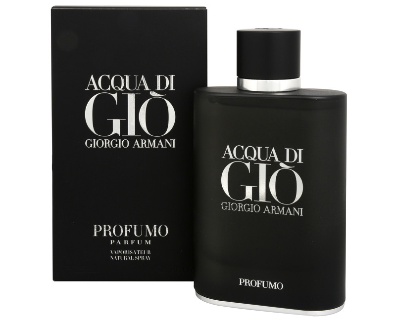 parfém jako dárek pro muže který má vše