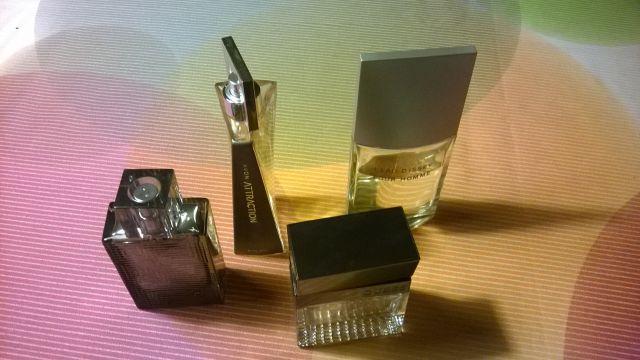parfém skvělý dárek k vánocům 2016