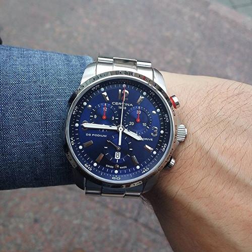 vánoční dárek pro muže luxusní hodinky