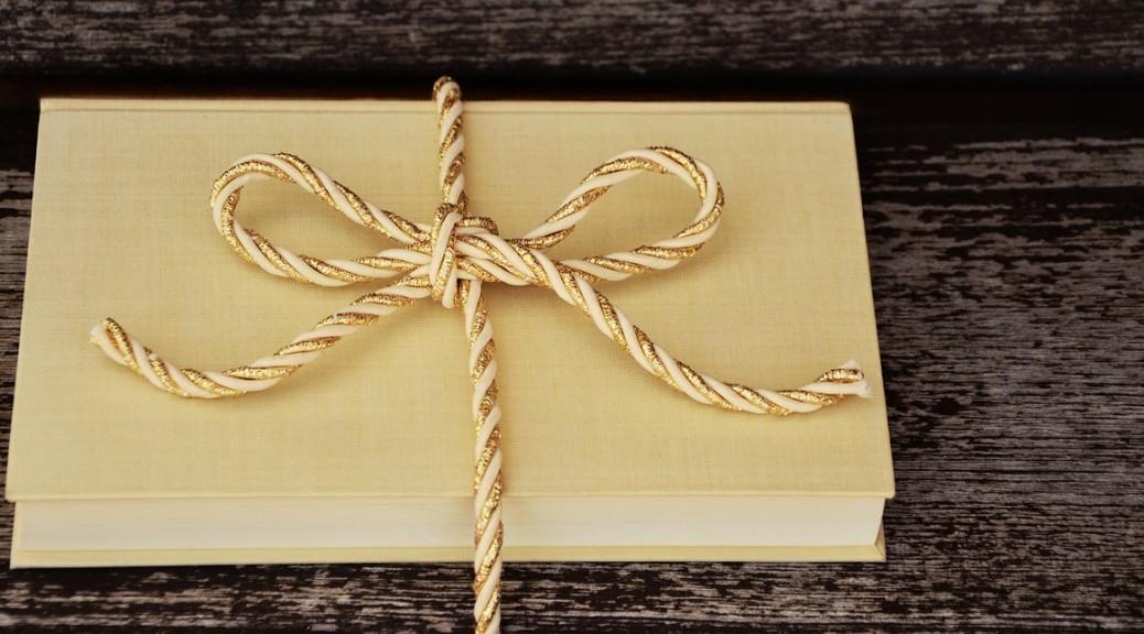 netradiční vánoční dárek